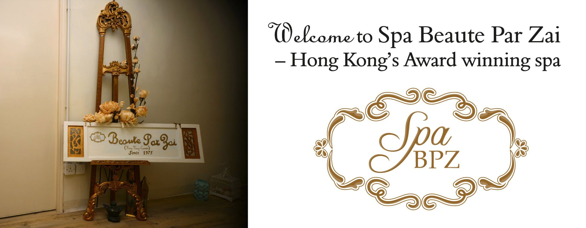 welcome to Spa Beaute Par Zai - Hong Kong