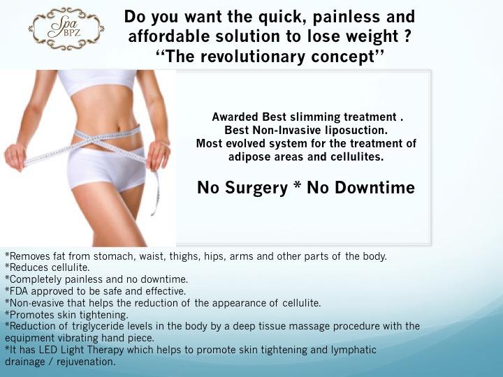 Slimming Treatment